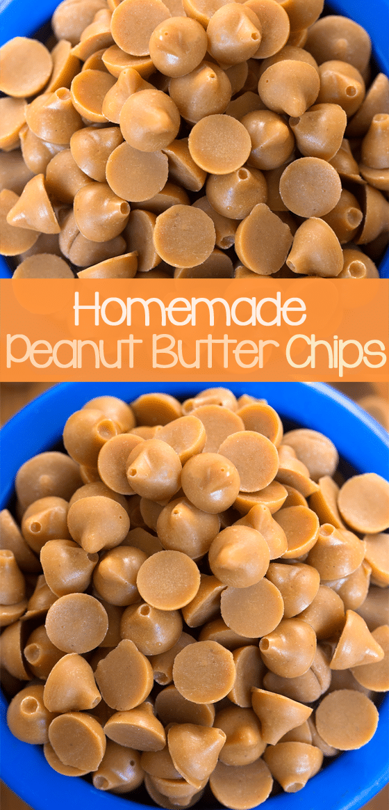 How To Make Healthy Peanut Butter Chips