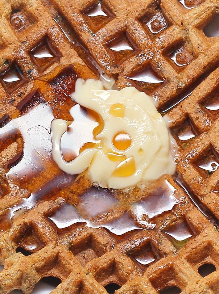 The Best Gluten Free Waffle Recipe