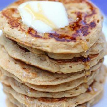 Oatmeal Pancakes – Whole Grain