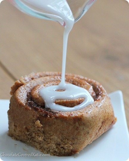 Recipe from @choccoveredkt... they make your entire house smell like Cinnabon and pumpkin pie!!! http://chocolatecoveredkatie.com/2013/10/22/pumpkin-cinnamon-rolls/