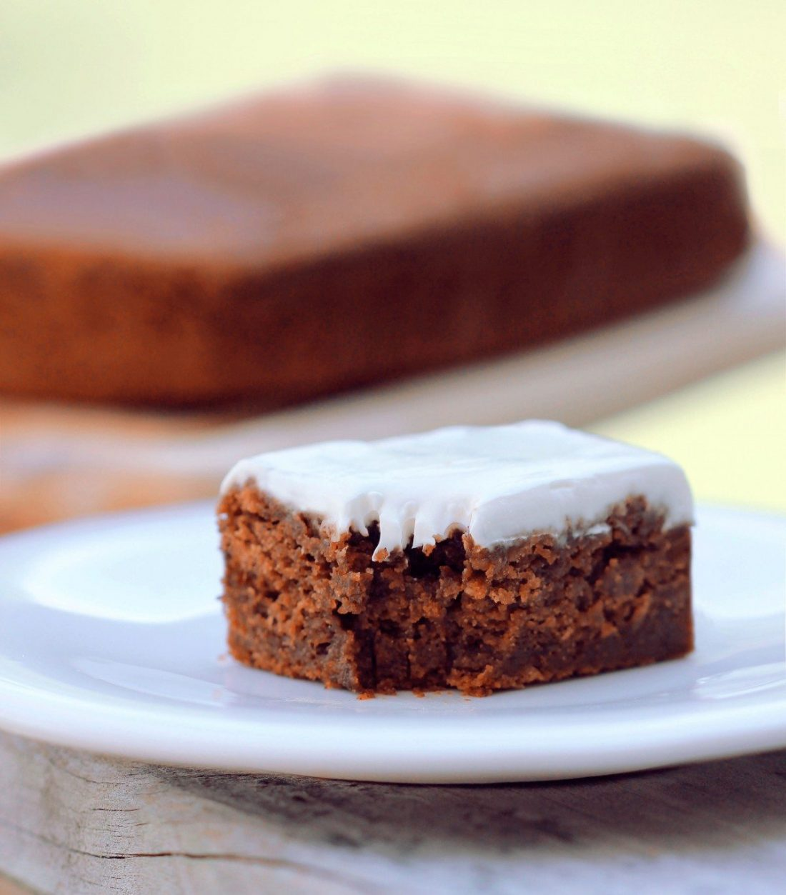 Healthy Gingerbread Recipe - With 3 Secret Ingredients!