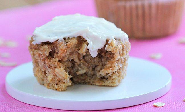 oatmeal muffins breakfast