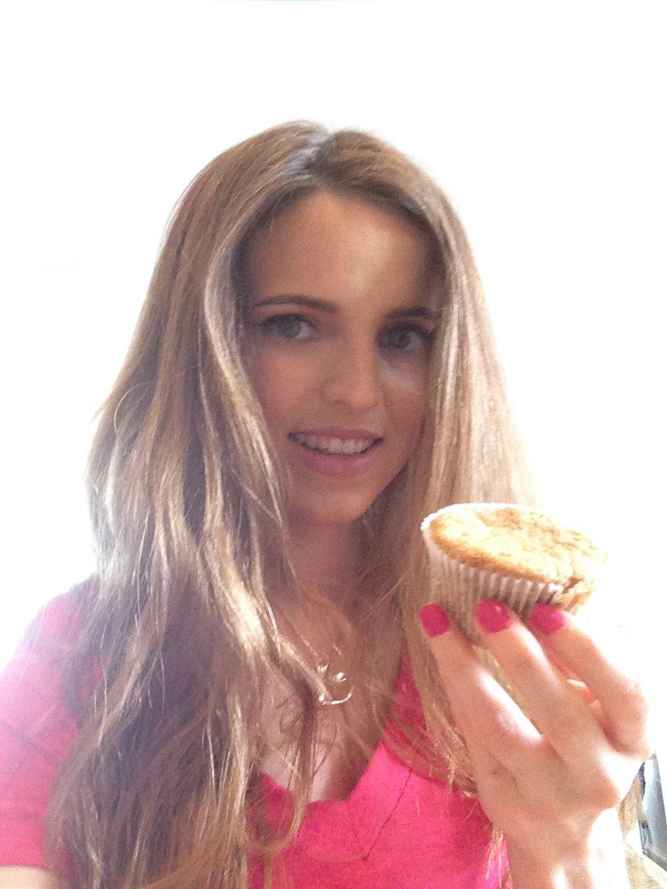 Oatmeal Muffins - Healthy & Whole Grain