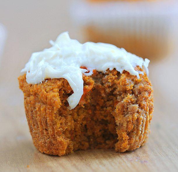 Calories In One Carrot Cake Cupcake