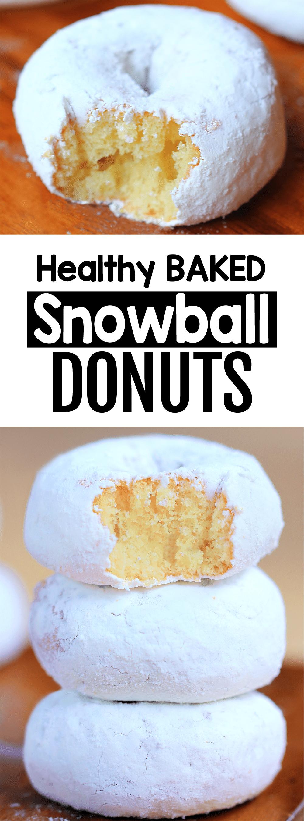 Mini Donuts Caseiros Snowball 2