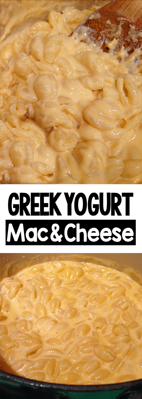Creamy Greek Yogurt Mac & Cheese Recipe