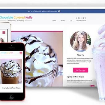 Chocolate-Covered Katie–BRAND NEW Site Design!