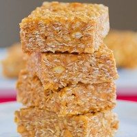 "Peanut Butter ""No Bake"" Bars"