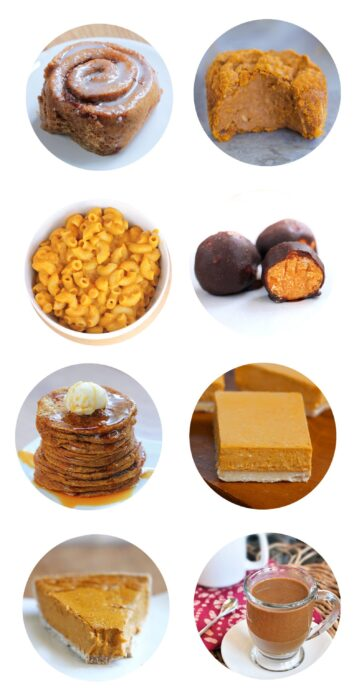 Most repinned pumpkin recipes from @choccoveredkt… just in time for pumpkin season! http://chocolatecoveredkatie.com/2015/10/01/pumpkin-recipes-pinterest/