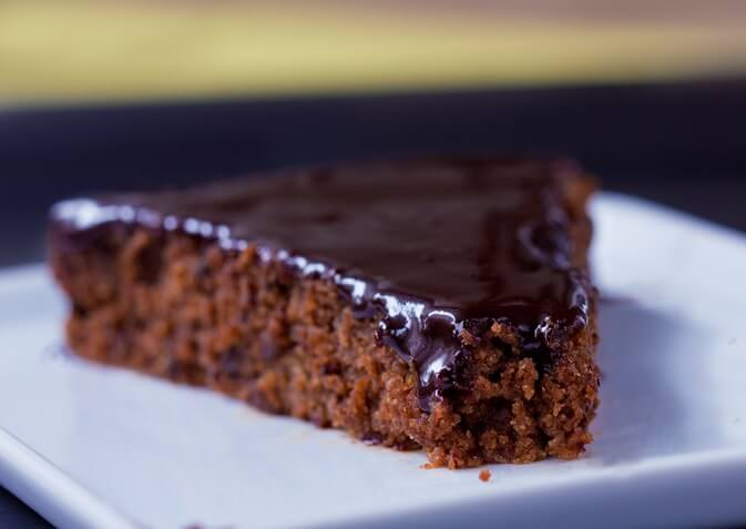 Refined Sugar Free Chocolate Cake