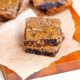 Brown Sugar Gooey Bars