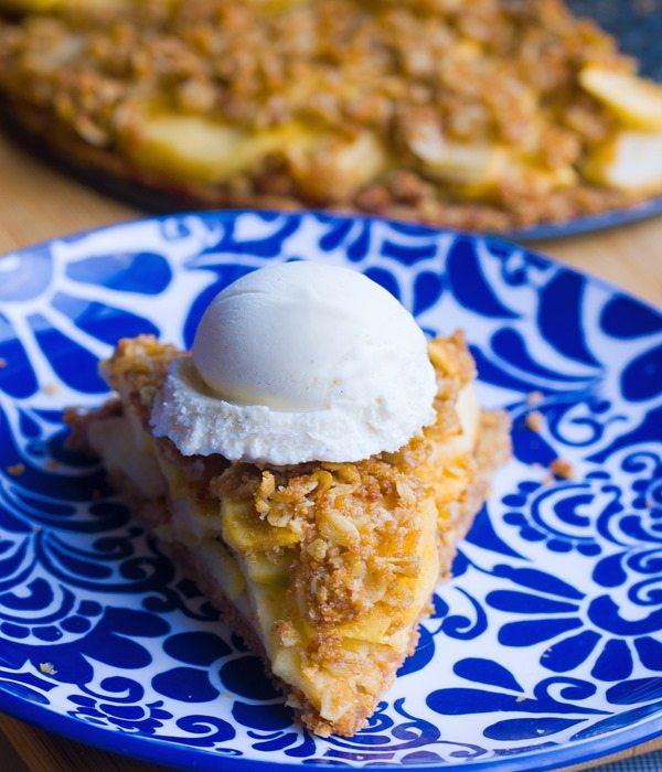 Apple Pie Recipe: Healthy Apple Pie Recipe