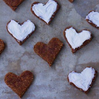 Chocolate Sugar Cookies – NO Flour!