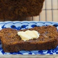 Gingerbread Banana Bread