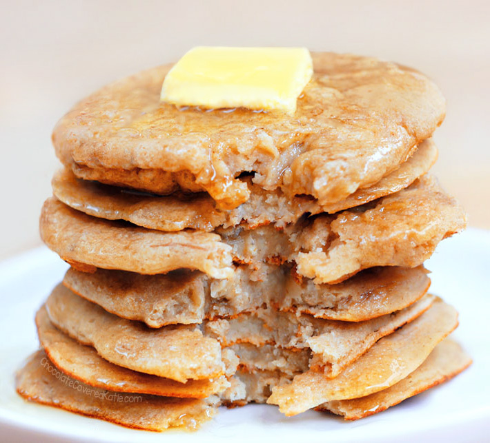 Flourless Pancakes 3 Ingredients