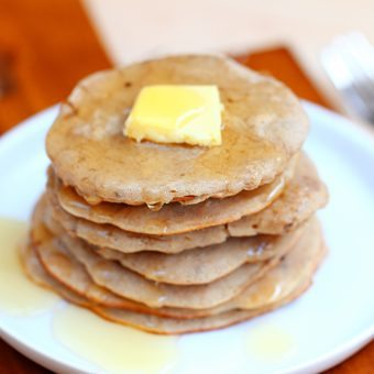 Flourless Pancakes – 3 Ingredients