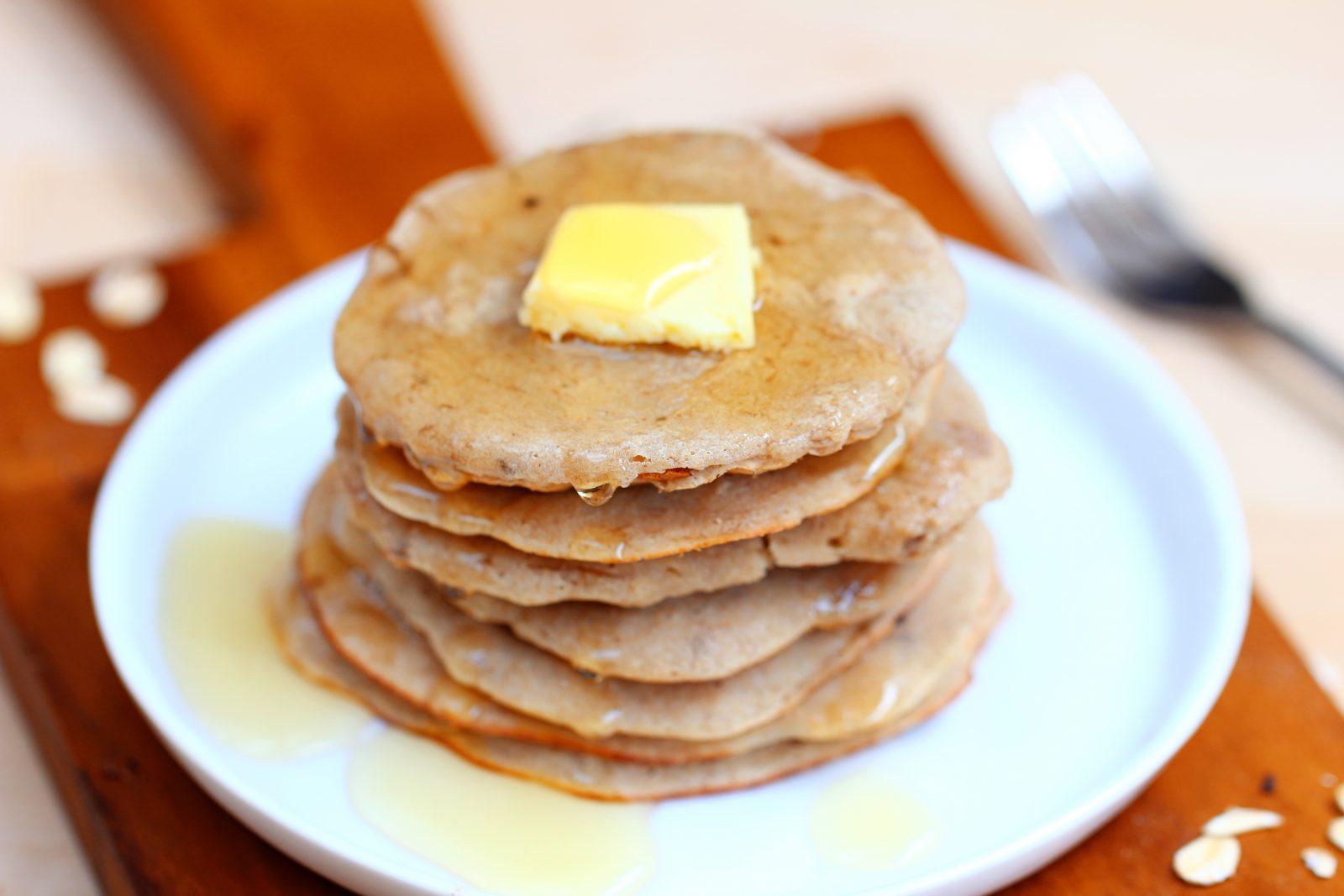 recipe: healthy banana pancakes no egg [21]