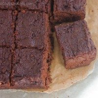 Unbelievable Melty Gooey Brownies