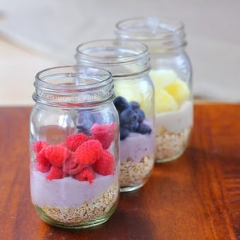 Overnight Oats – 5 NEW Recipes