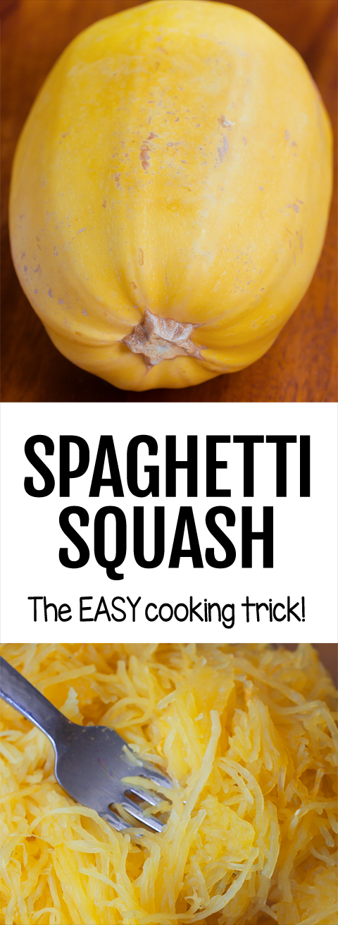 The BETTER Way How To Cook Spaghetti Squash