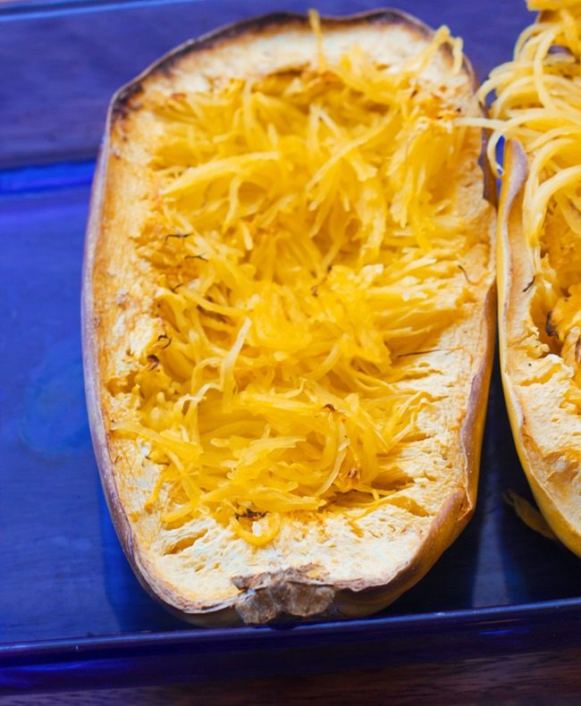 How to cook spaghetti squash fast oven
