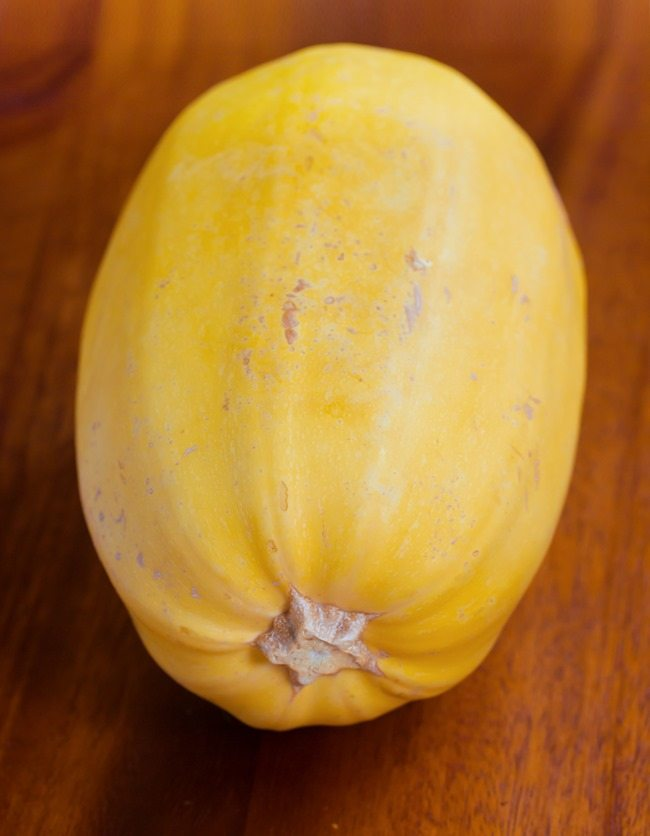 The ONLY way you should be cooking spaghetti squash