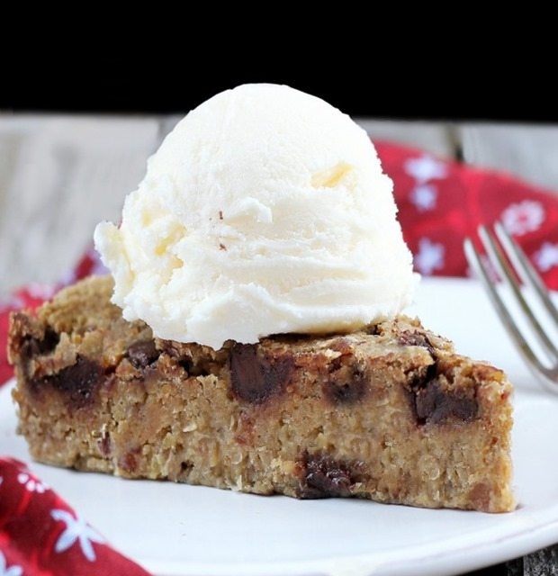 sugar free cookie pie