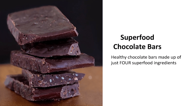 superfood chocolate