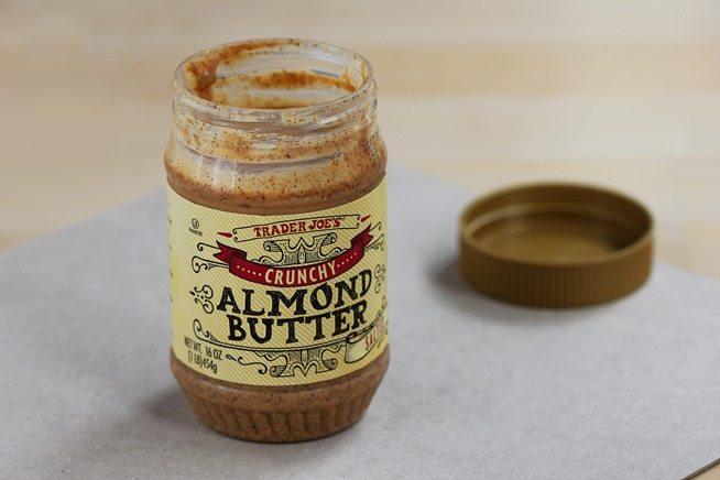 clean eating almond butter fudge. Black Bedroom Furniture Sets. Home Design Ideas