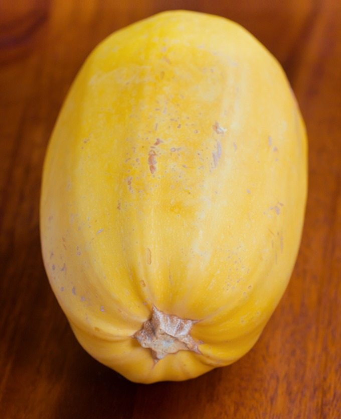 how to cook spaghetti squash oven
