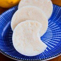 Healthy Lemon Fudge – 5 Ingredients!