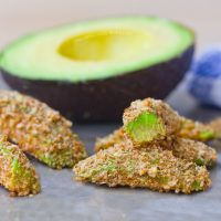Crispy Baked Avocado Fries – So Addictive!‏