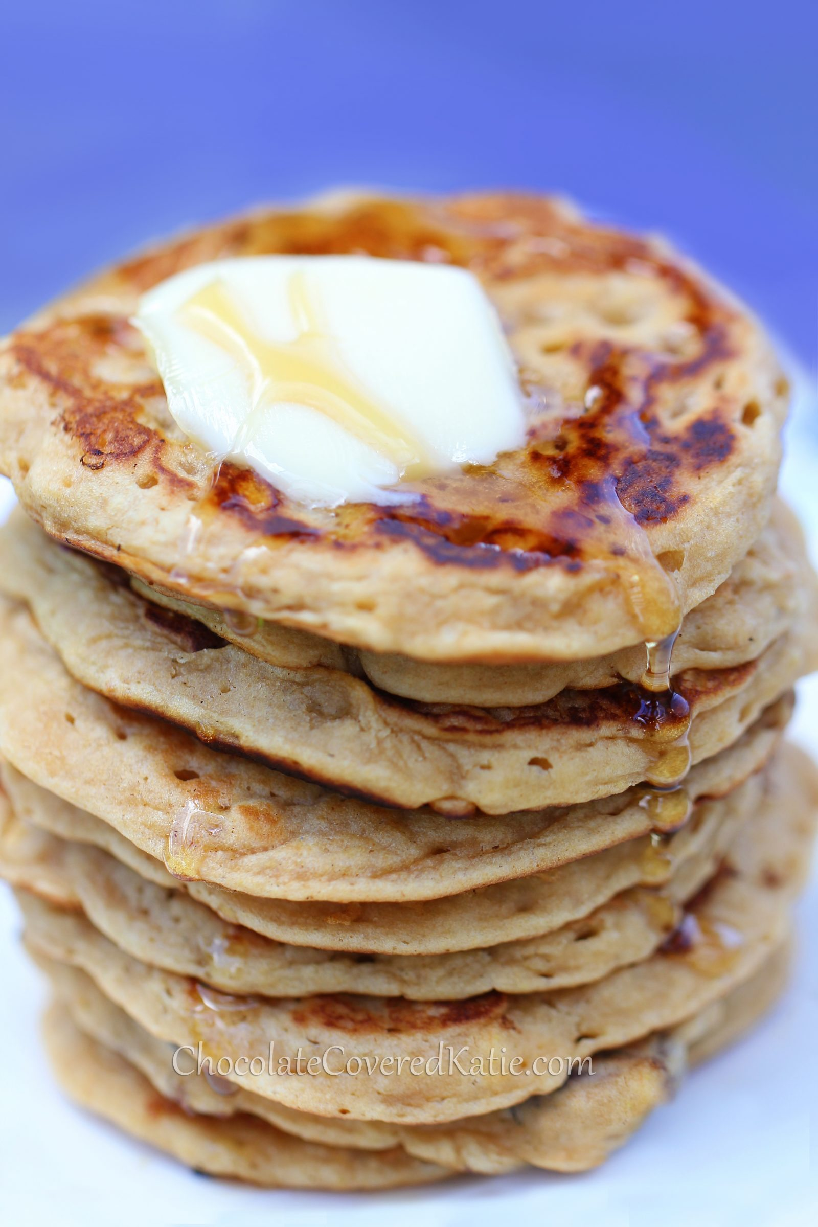 Oatmeal Cookie Pancakes