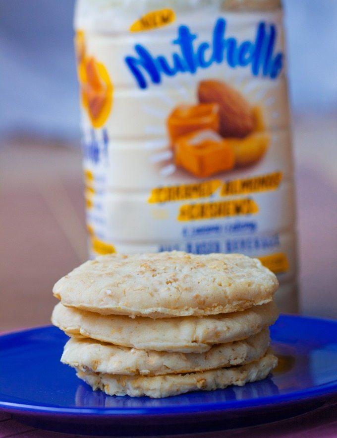 nutchello caramel pancakes