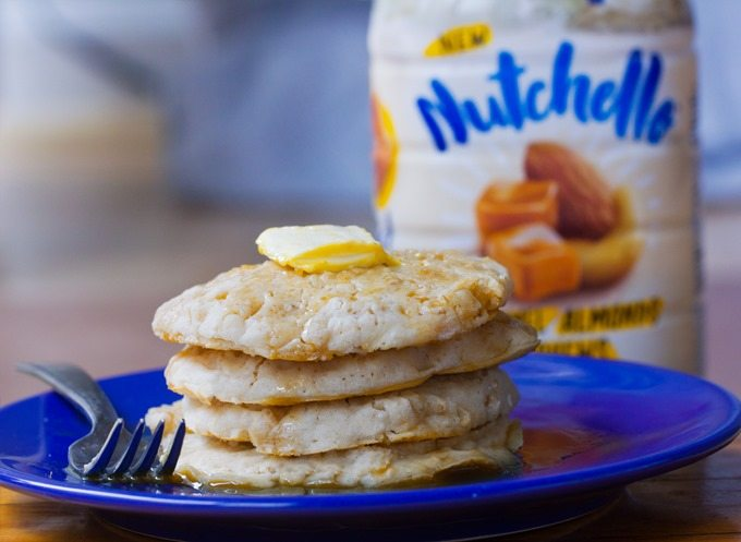 nutchello pancakes