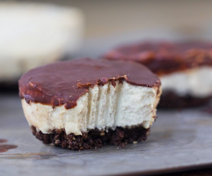 vegan coconut cheesecake