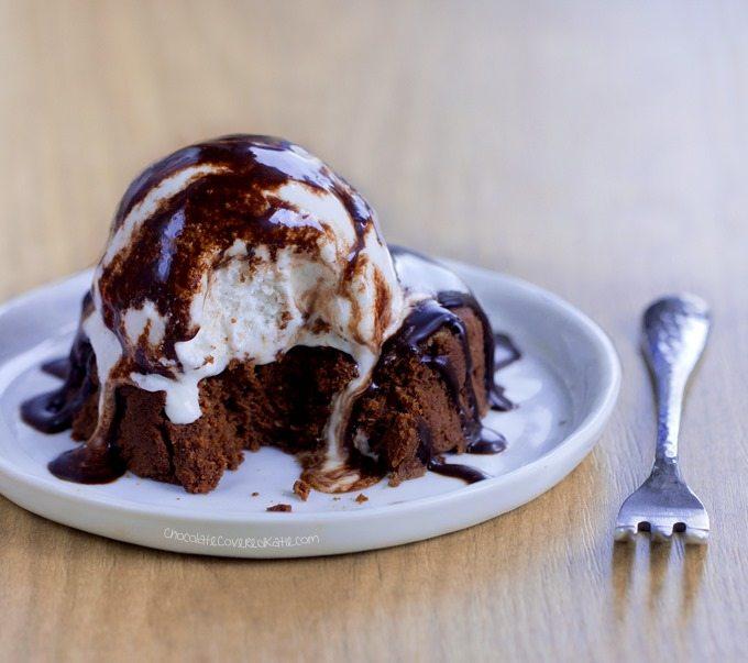 flourless chocolate cake vegan