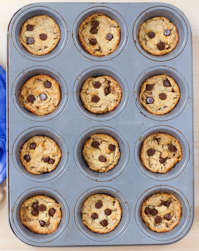 Cookie recipes for mini muffin tins