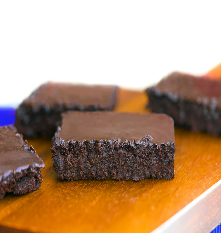Homemade Healthy Vegan Brownies
