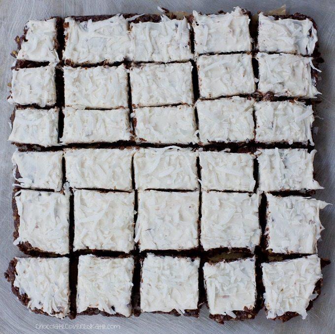 coconut bars recipe