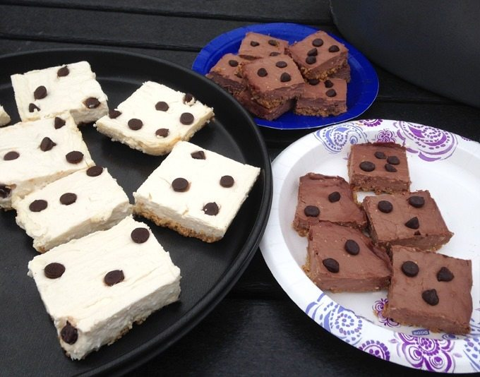 vegan party dessert