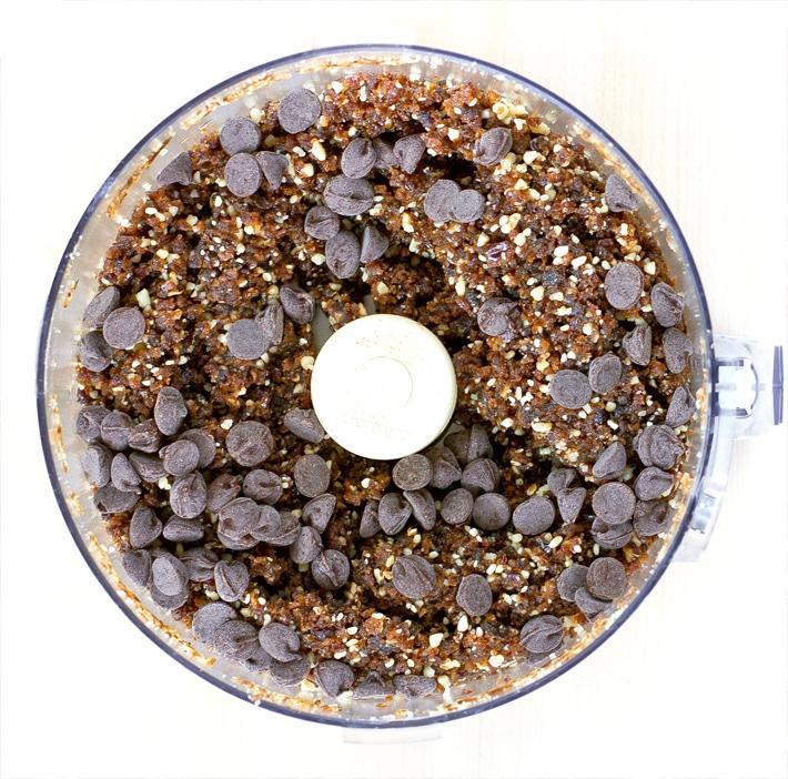 Food Processor Dessert Recipe