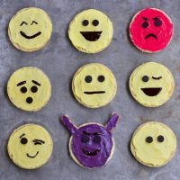 How To Make Emoji Cookies