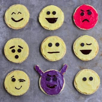 How To Make Emoji Cookies