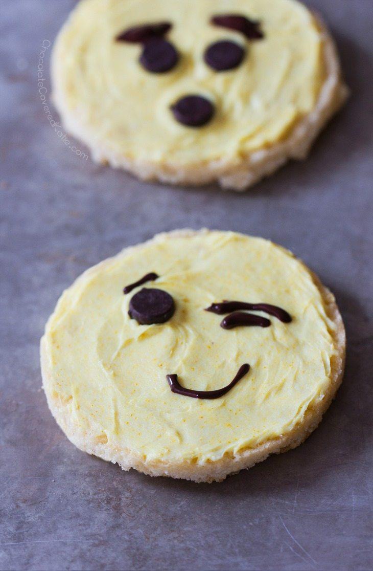emoticon cookies
