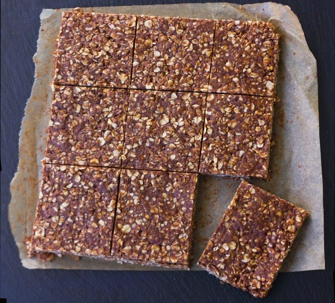 how to make protein bars without flour