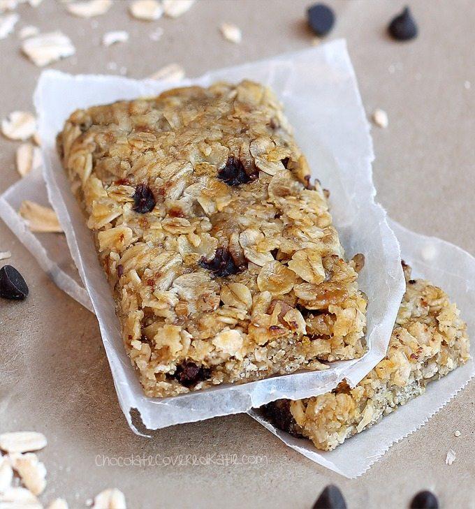 quaker granola bars recipe