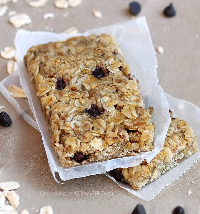 quaker granola bars recipe