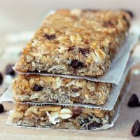 Chewy Healthy Granola Bars – Reader favorite recipe