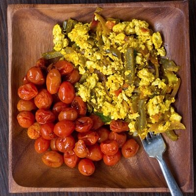 breakfast scramble blog